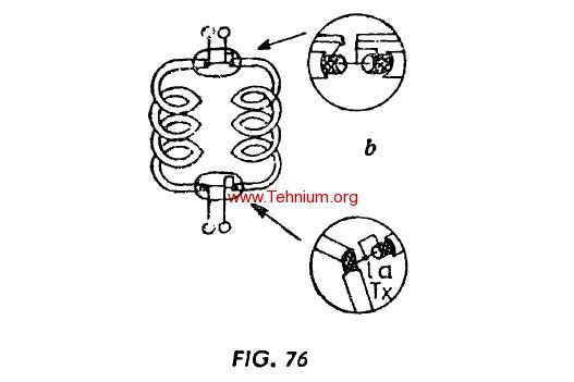 Transformator-balun din cablu coaxial 1